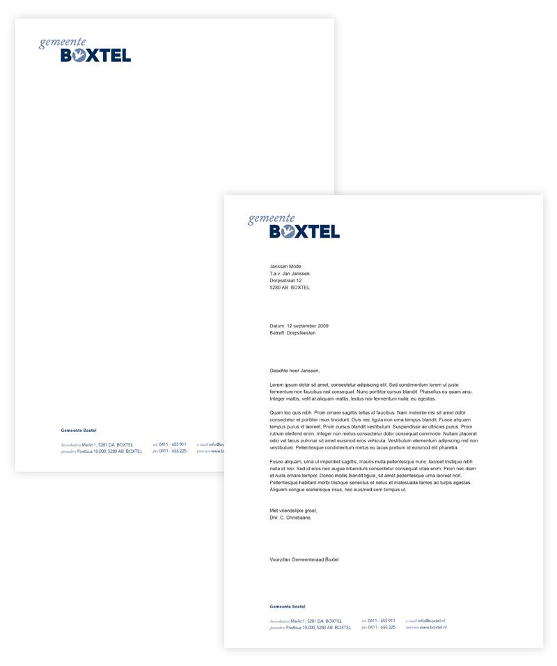 Gemeente_Boxtel_briefpapier