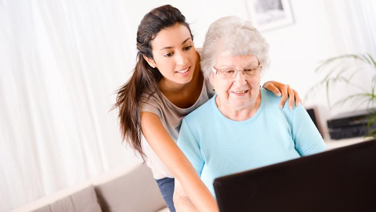 Internet Dating voor ouderen